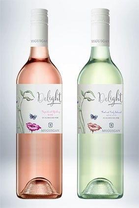 De-Alcoholized Wines