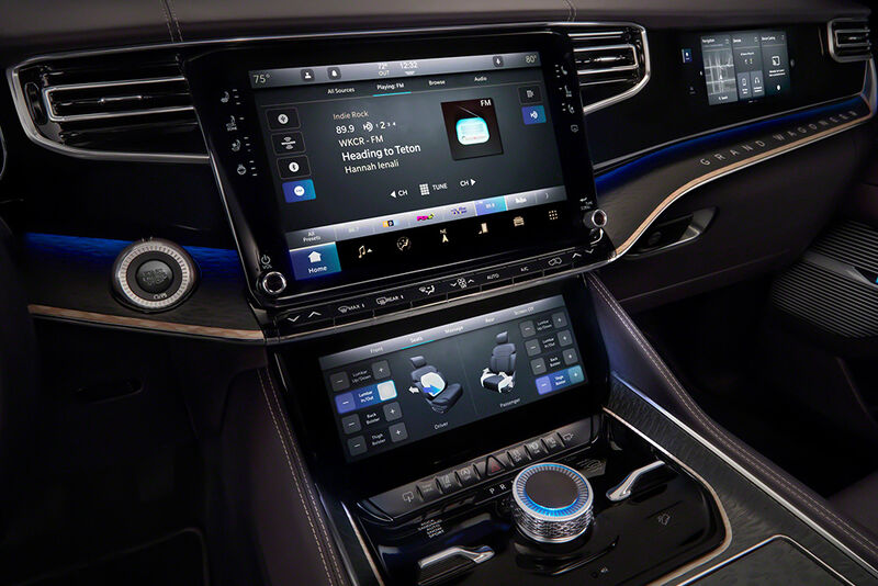 Immersive Infotainment Systems