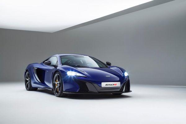 Butterfly Door Speed Cars & Butterfly Door Speed Cars : McLaren 650S