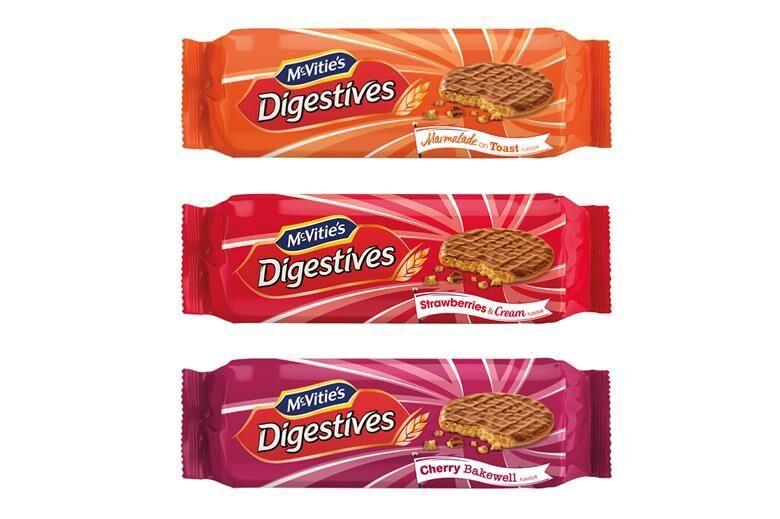 Patriotic British Biscuit Flavors