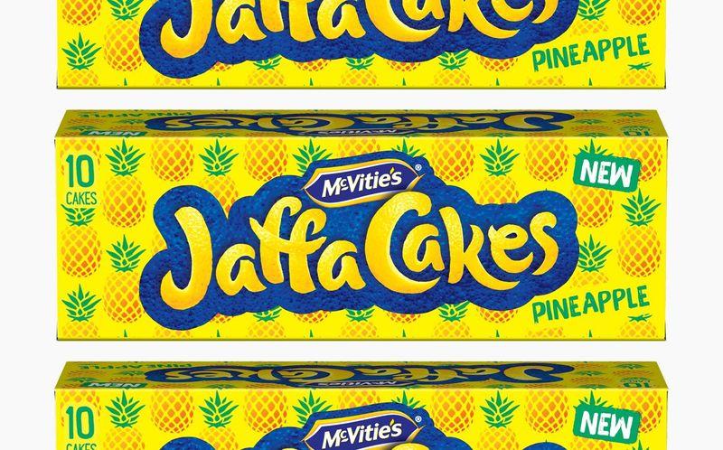 Tropically Flavored Spongecakes