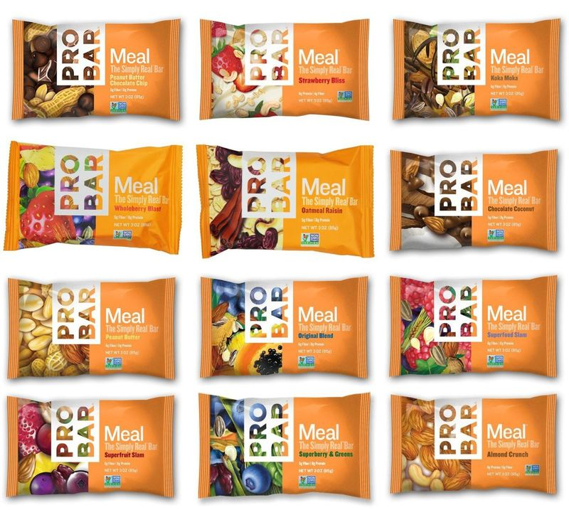 Nutrient-Dense Snack Bars