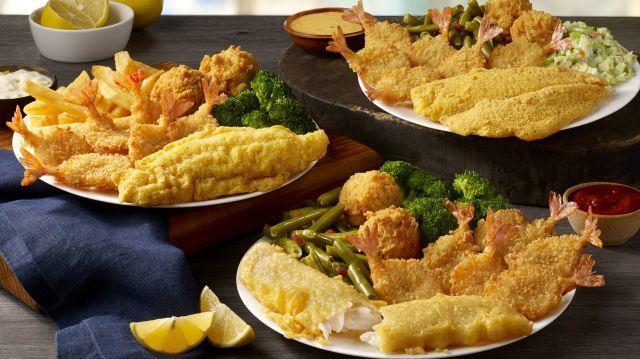 Low-Cost Seafood Menus