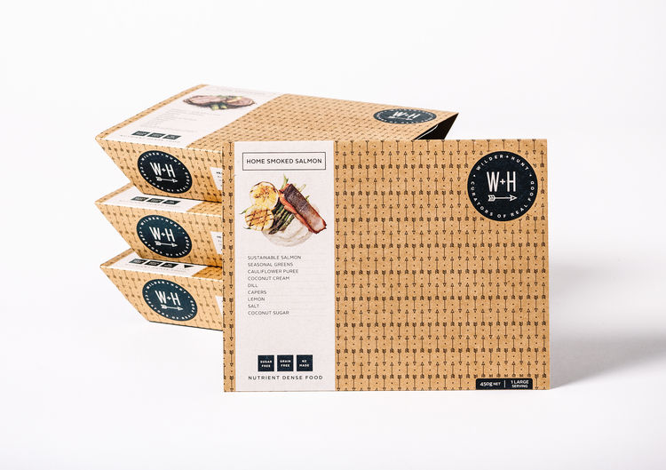 Farm-Inspired Meal Packaging
