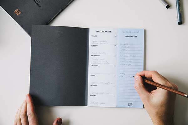 Handmade Foodie Notebooks