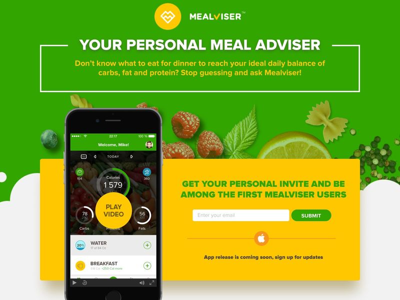 Meal-Analyzing Apps