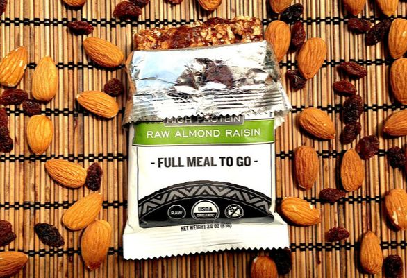 Meal-Sized Snack Bars