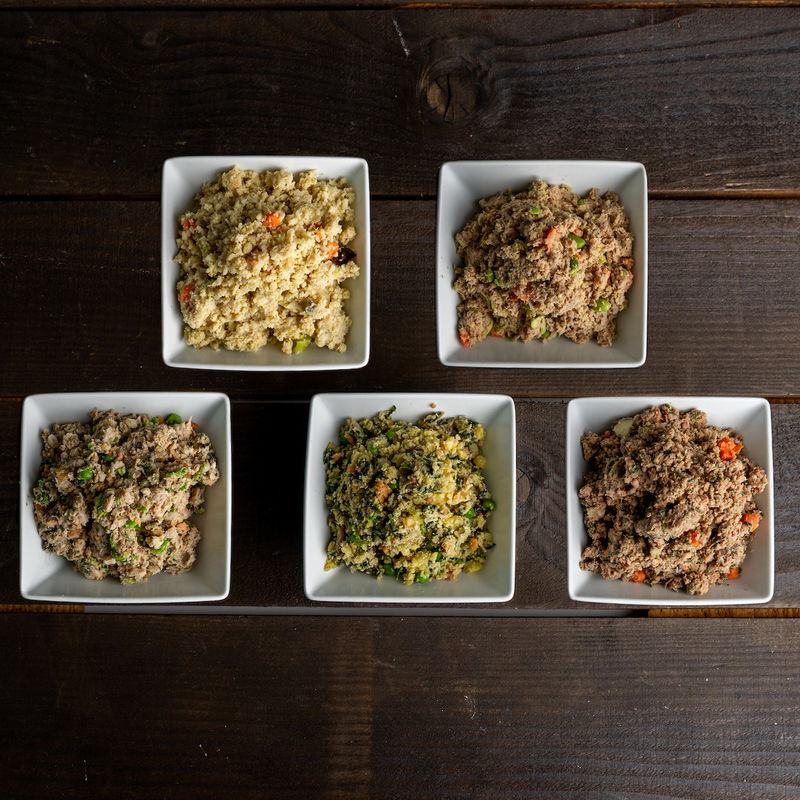 Chinese Medicine Pet Meals