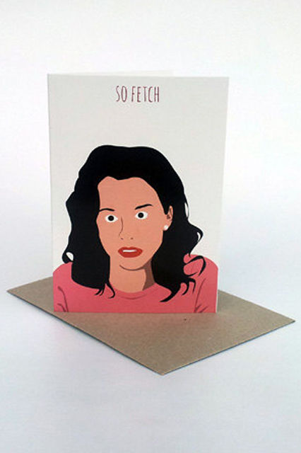 Cult Film Greeting Cards