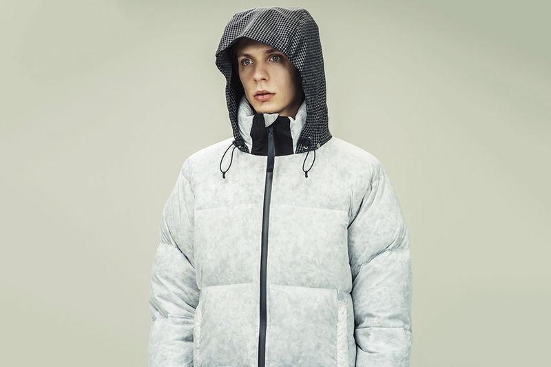 Juxtaposing Technical Outerwear