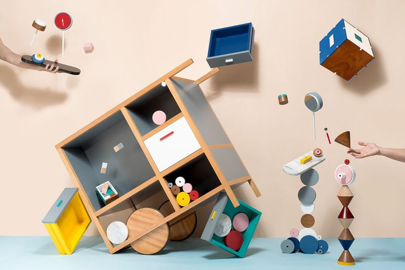 Playfully Practical Furniture