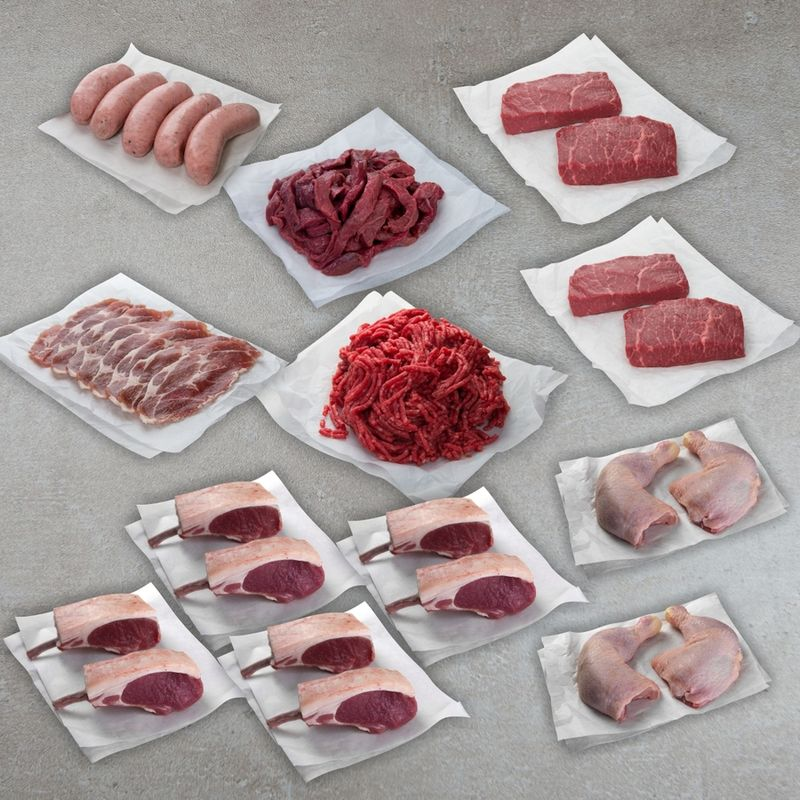 Curated Meat Boxes