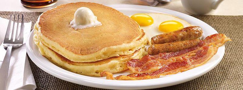 Multi-Meat Breakfast Platters