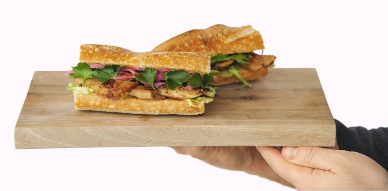Ultra-Simple Meatless Poultry