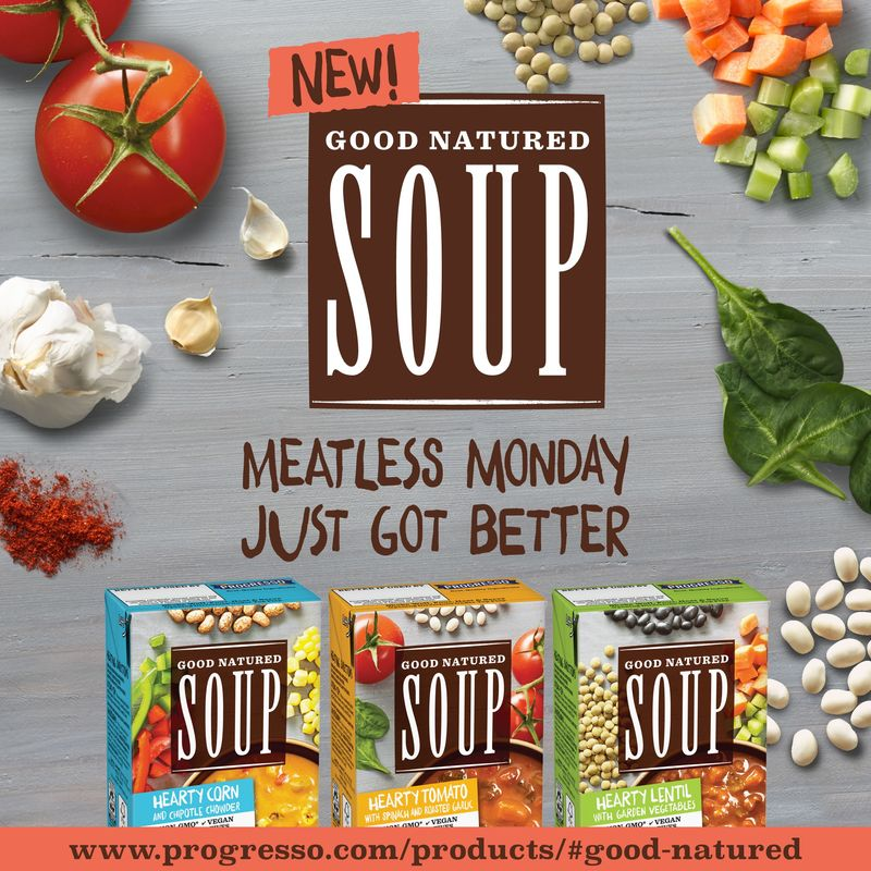 Hearty Meatless Soups