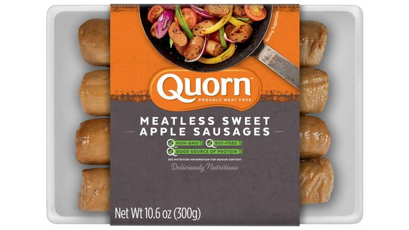 Plant-Based Sweet Sausages
