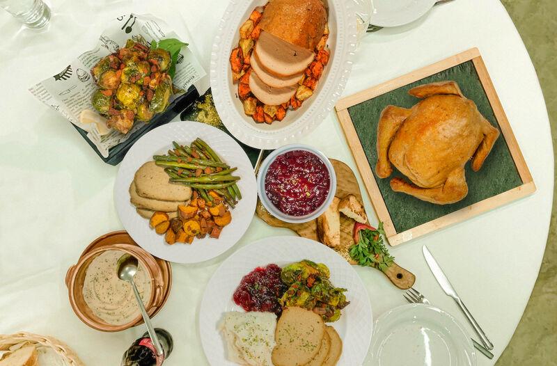 Meatless Thanksgiving Bundles