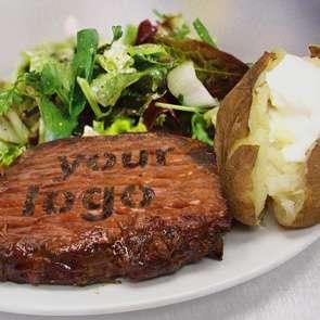 Steak Stencils