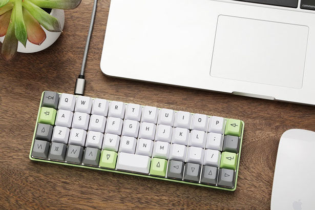 Health-Focused Keyboards