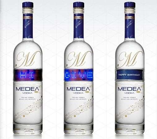 Hi-Tech Liquor Bottles