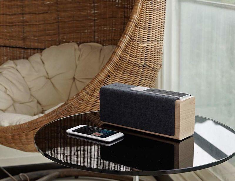 Superior Resonance Wooden Speakers