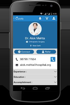 Medical Networking Apps