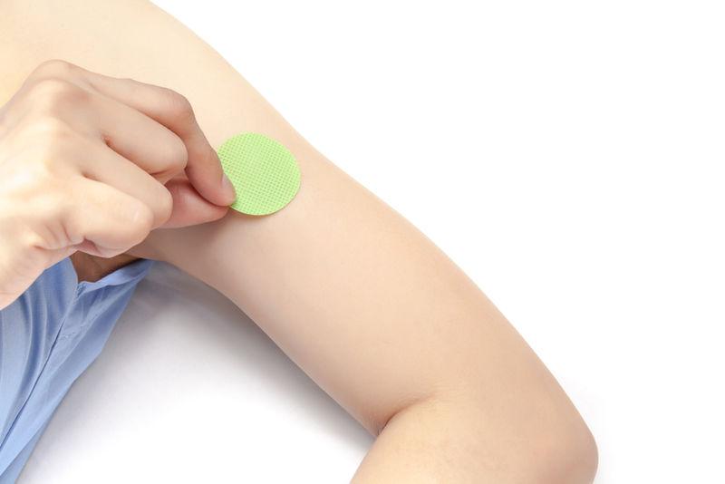 Skin Parch Medication Deliveries