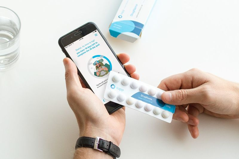 NFC-Enabled Medication Packaging