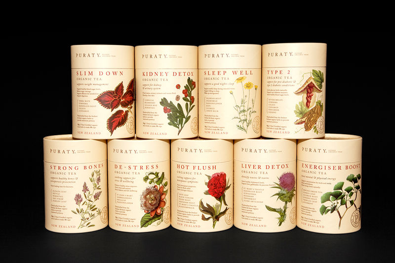 Medicinal Herbal Teas