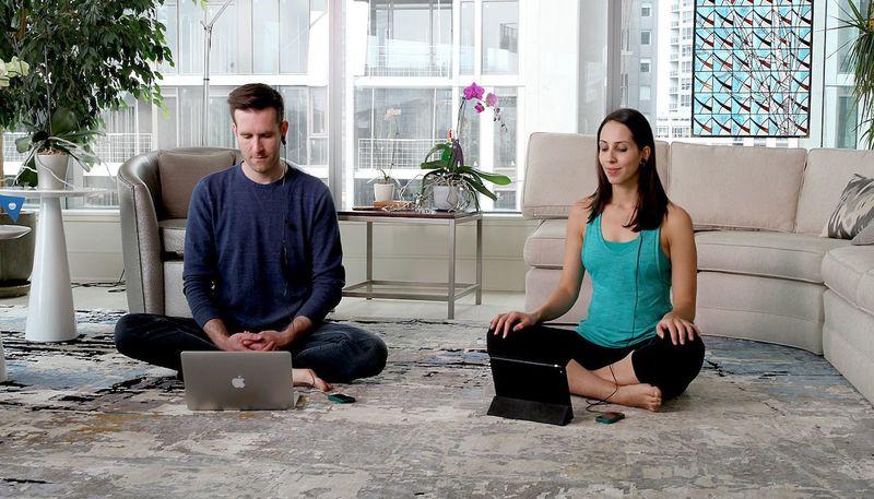 Interactive Digital Meditation Solutions