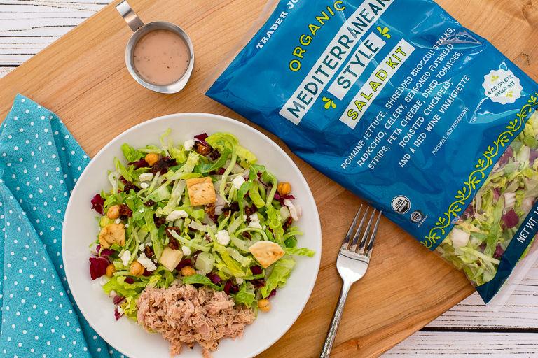 Mediterranean Salad Kits
