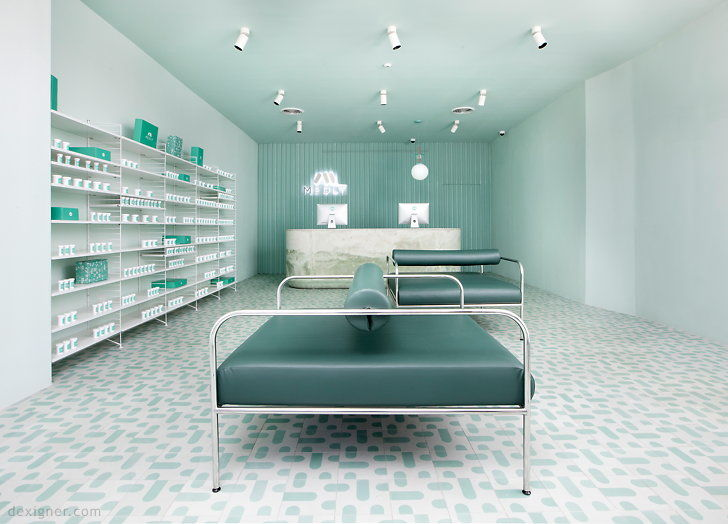 Elegant Pharmacy Designs
