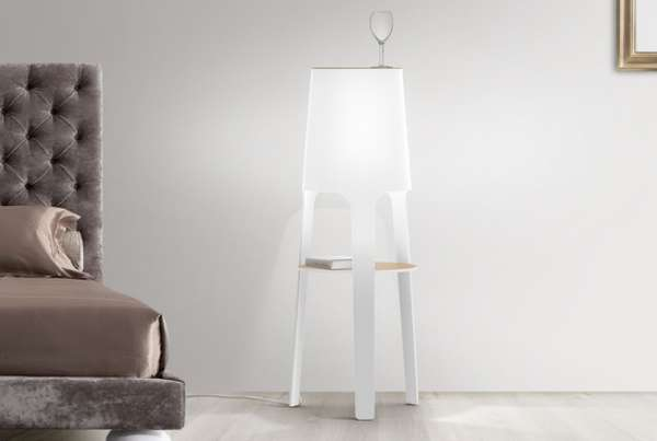 Two-Tier Table Lamps