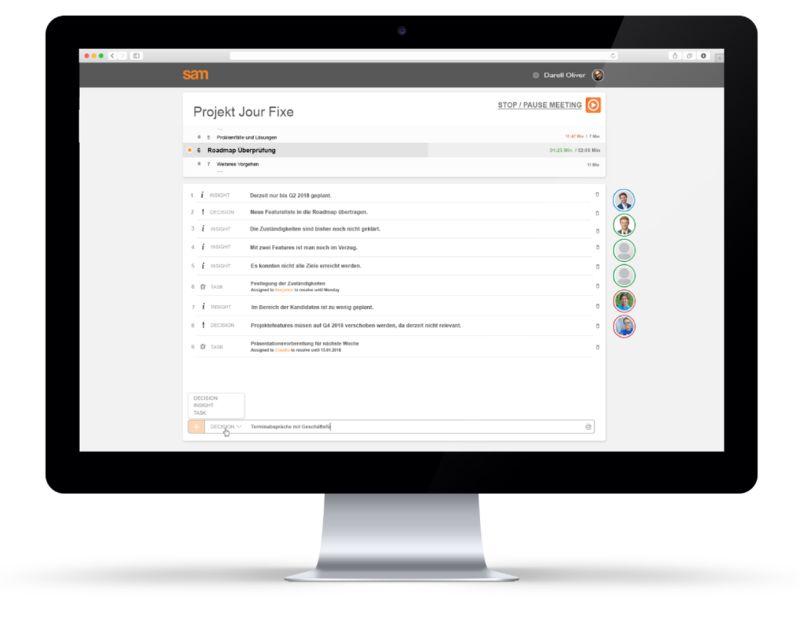 Meeting-Accelerating Platforms