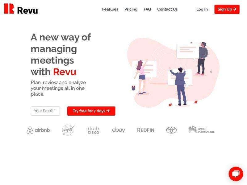 Efficiency-Enhancing Meeting Platforms