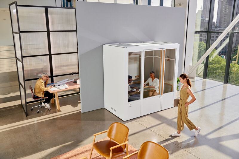 Modular Meeting Rooms