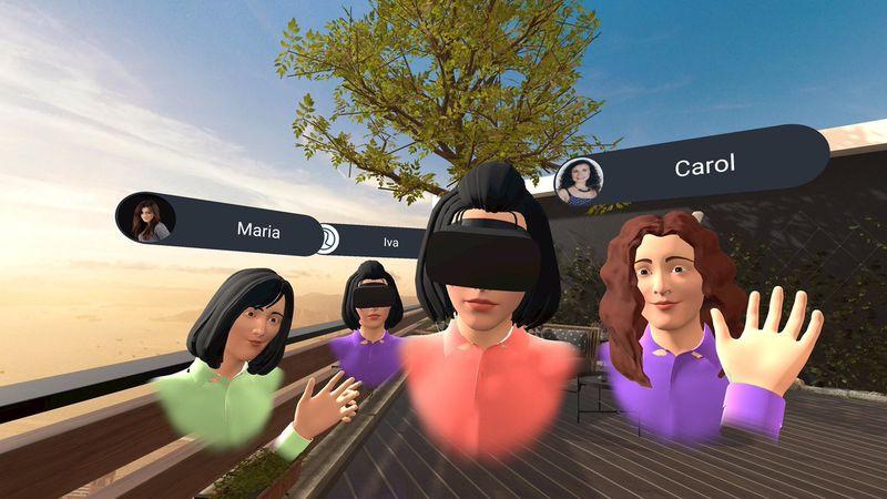 Integrated Virtual Meeting Platforms