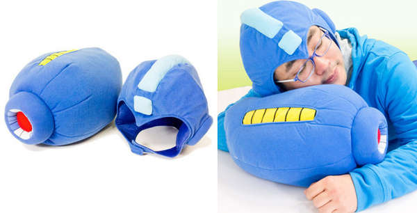 Iconic Gamer Weapon Pillows