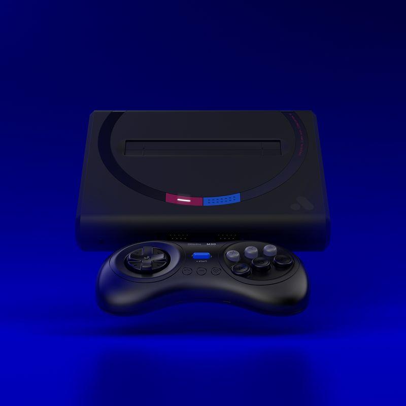 Faithfully Redesigned Retro Consoles