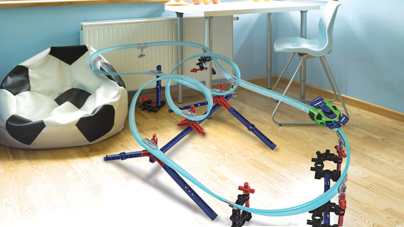 Flexible Toy Car Tracks