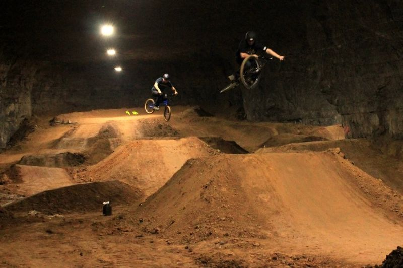 Subterranean Bike Trails