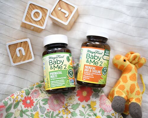 New Mom Support Supplements