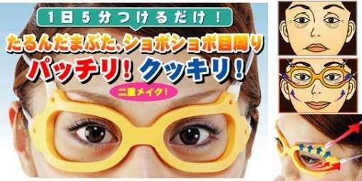 Botox Replacement Goggles
