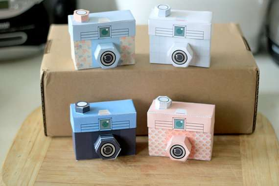 Printable DIY Papercrafts