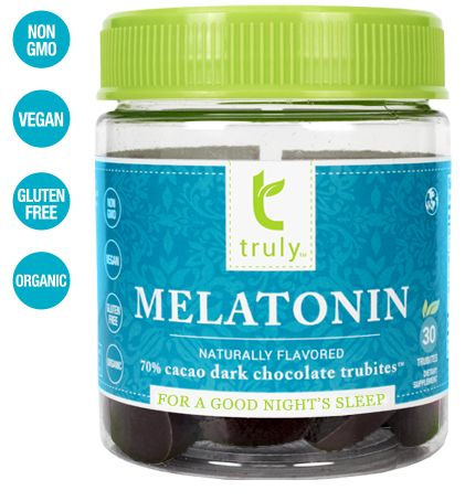 Melatonin-Infused Chocolates