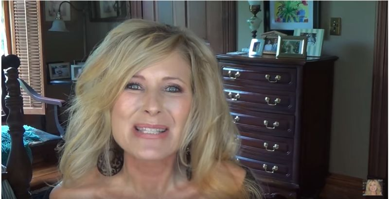 Baby Boomer Beauty Vlogs Melissa55