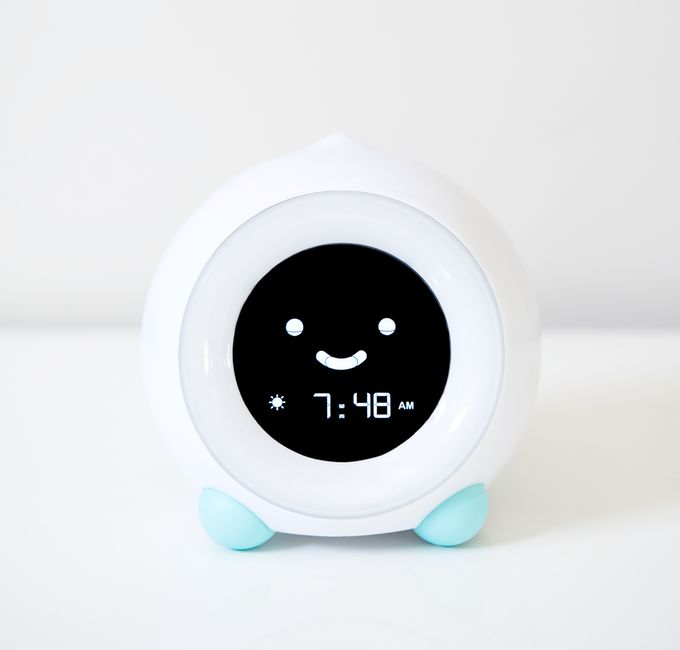 Sleep Training Child Clocks