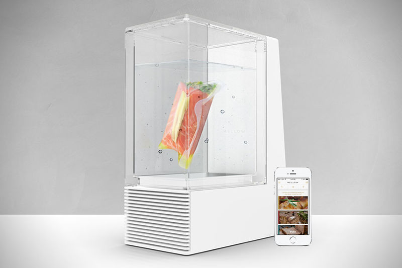 High-Tech Sous Vide Devices