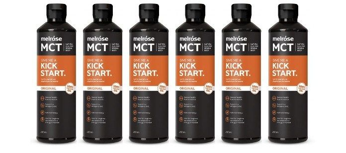 Ketosis-Kickstarting MCT Oils