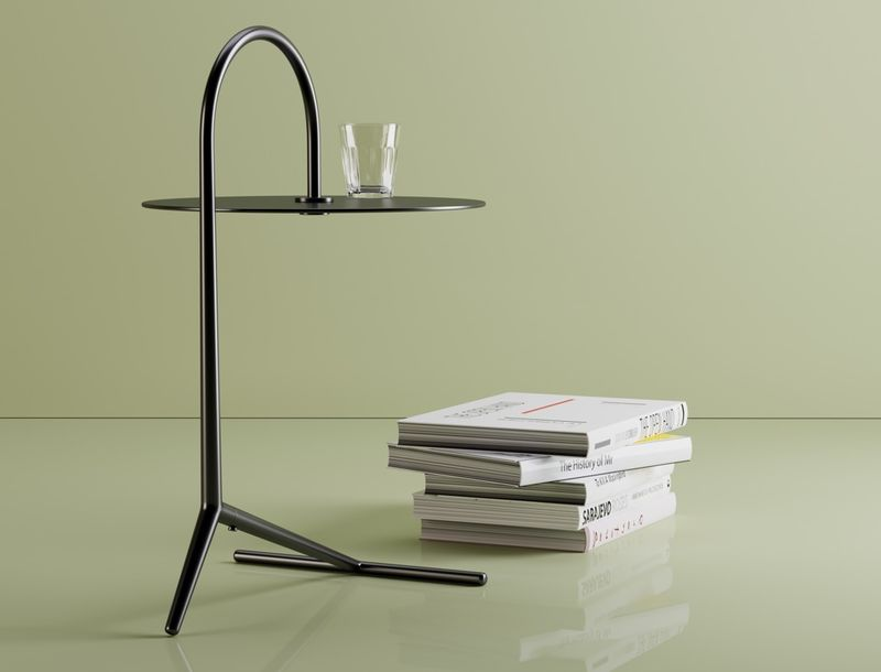 Drooping Side Tables